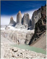 Torres del Paine - Copyright © 2008 by Wayne Pinkston