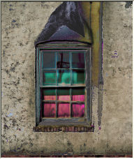 The mercy window - Copyright © 2007 by Cwy332
