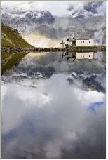 Schwarzsee On Reflection - Copyright © 2007 by philzi