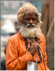 People of Nepal - Copyright © 2008 by Wayne Pinkston