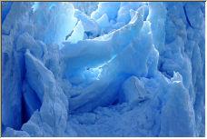 Glacial Ice I - Copyright © 2007 by Wayne