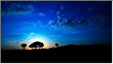 Schiermonnnikoog Sunset - Copyright © 2007 by Tom Elst