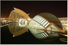 Arts & Sciences City, Valencia - Copyright © 2007 by Alex Tottes