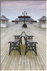 Another from Cromer Pier - Copyright © 2007 by Bazbag
