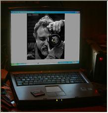 Self portrait - Copyright © 2007 by Riverfriends