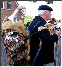 Goose man - Copyright © 2007 by Petronella