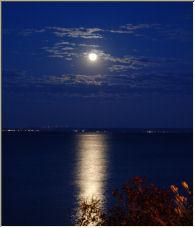 Moon Lake - Copyright © 2007 by Melagoo
