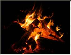 Fire - Copyright © 2007 by igibu