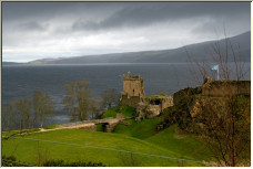 Urquhart Castle - Copyright © 2007 by iajohnston