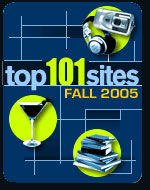 Read all about the top 101 sites at PC Magazine